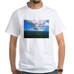 Spirituality, a Belief White T-Shirt