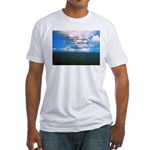 Spirituality, a Belief Fitted T-Shirt