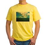 Spirituality, a Belief Yellow T-Shirt