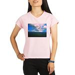 Spirituality, a Belief Performance Dry T-Shirt