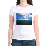 Spirituality, a Belief Jr. Ringer T-Shirt