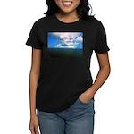 Spirituality, a Belief Women's Dark T-Shirt