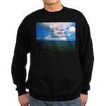 Spirituality, a Belief Sweatshirt (dark)