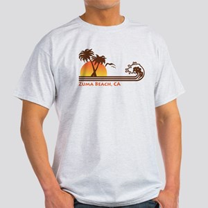 Zuma Beach California Light T-Shirt