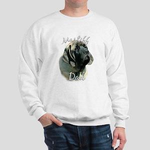 Sheepdog Dad2 Sweatshirt