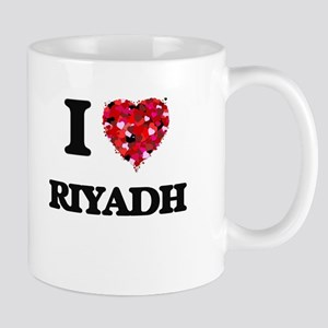 I love Riyadh Saudi Arabia Mugs
