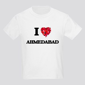 I love Ahmedabad India T-Shirt