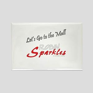 Robin Sparkles Magnets