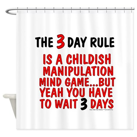 the 3 day rule