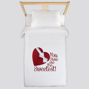 The Sweetest Twin Duvet