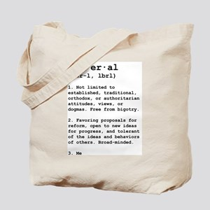 Liberal Defined Tote Bag