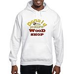 Donald Vlogsifys Wood Shop Hoodie