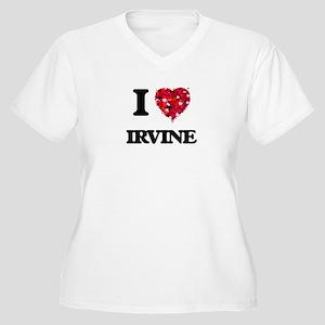 I love Irvine California Plus Size T-Shirt