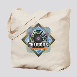 Oldies Forever Tote Bag
