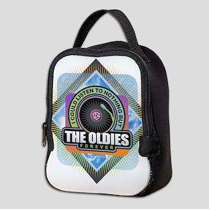 Oldies Forever Neoprene Lunch Bag