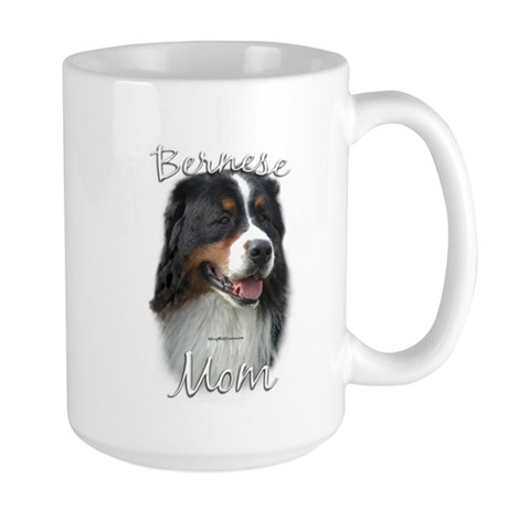 Berner Mom2 Large Mug