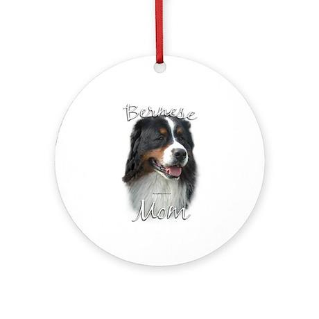 Berner Mom2 Ornament (Round)