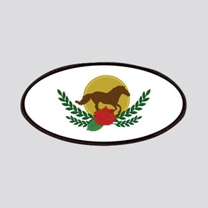 Derby Day Logo Patch