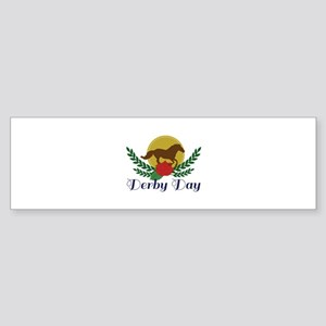 Derby Day Bumper Sticker