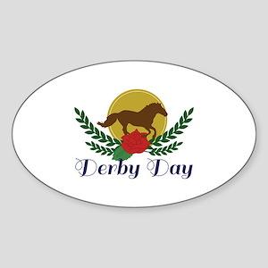 Derby Day Sticker