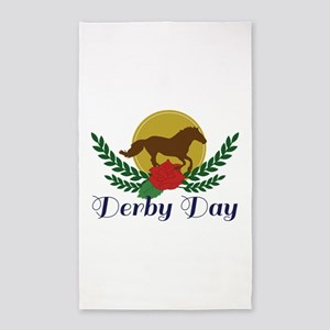Derby Day Area Rug