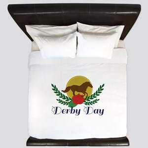 Derby Day King Duvet