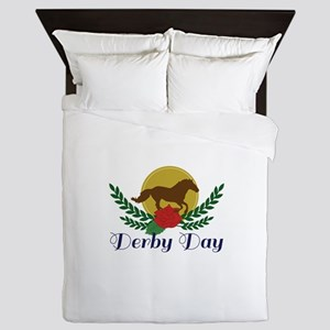 Derby Day Queen Duvet