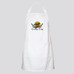 Derby Day Apron