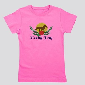 Derby Day Girl's Tee