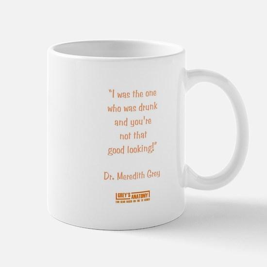 I WAS THE ONE Large Mugs