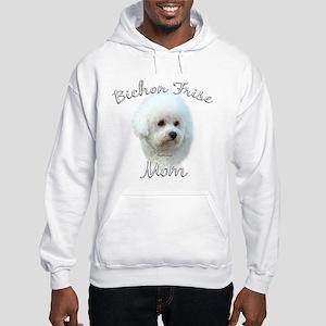 Bichon Mom2 Hooded Sweatshirt