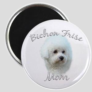 Bichon Mom2 Magnet