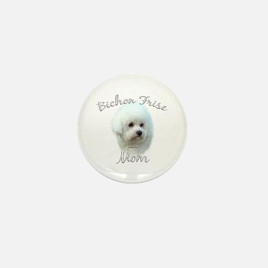 Bichon Mom2 Mini Button