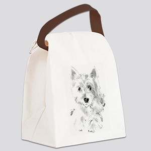 Westy Canvas Lunch Bag