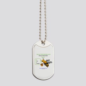 Always Remember BETTY Dog Tags
