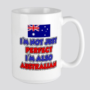 Not Just Perfect Australian Mugs