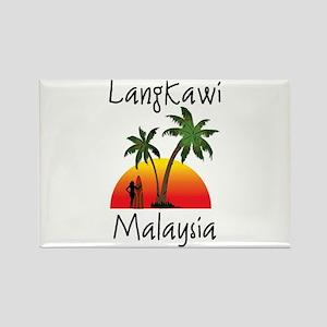 Langkawi Malaysia Magnets