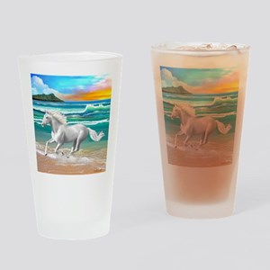 Born Free Drinking Glass