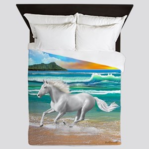 Born Free Queen Duvet