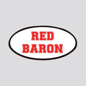 RED BARON! Patch