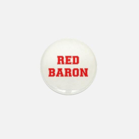 RED BARON! Mini Button