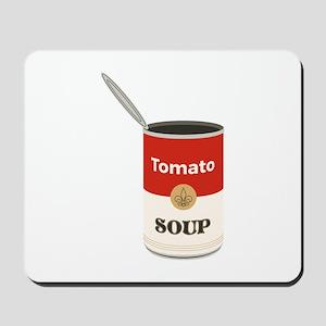 Tomato Soup Mousepad