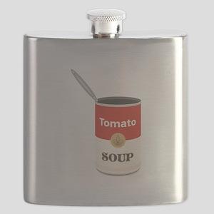 Tomato Soup Flask