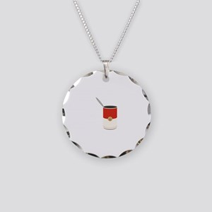 Campbells Soup Can Necklace