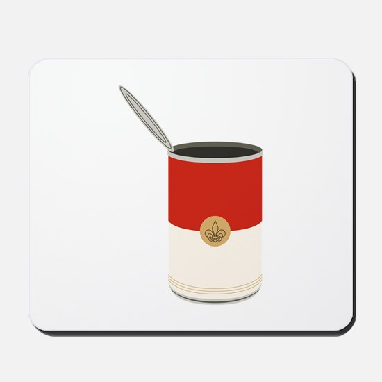 Campbells Soup Can Mousepad