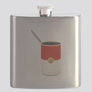 Campbells Soup Can Flask