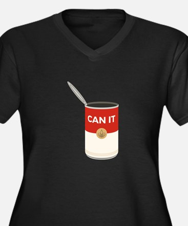 Can It Plus Size T-Shirt