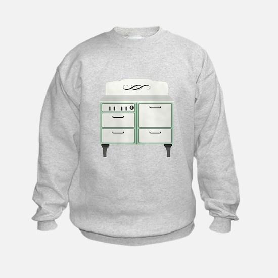 Vintage Stove Sweatshirt