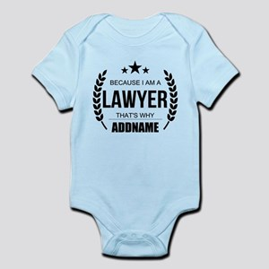 Lawyer Gifts Personalized Infant Bodysuit