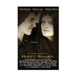 Happy Thoughts Main Mini Poster Print